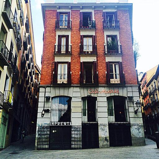 Ола, Мадрид!