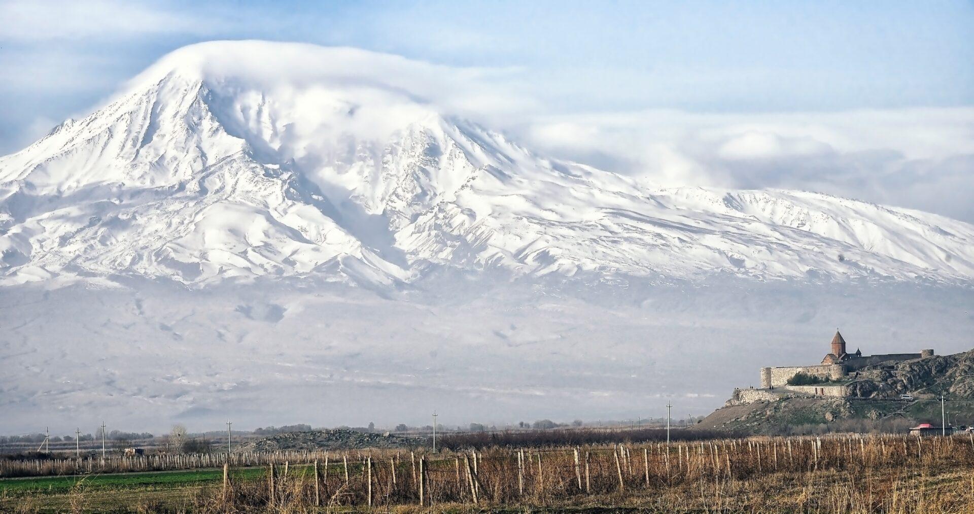 Монастыри Армении