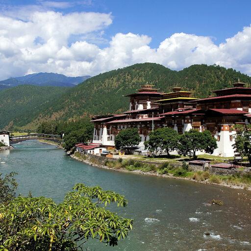 Королевство абсолютного счастья — Бутан