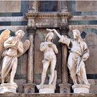 Флоренция. «Врата Рая» баптистерия святого Иоанна Крестителя.