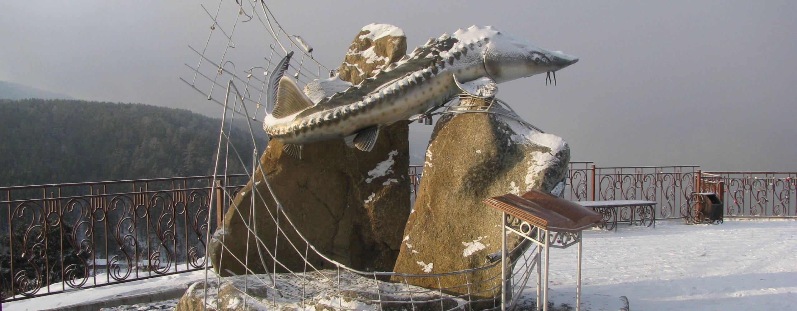 Прогулки позимнему Красноярску (04-06.01.2011 г.)
