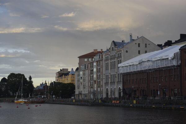 Хельсинки галопом