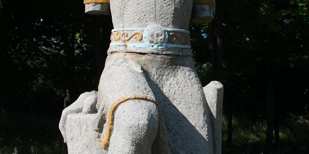 Усадьба Святополк — Мирских (Харьковская область, Люботин)