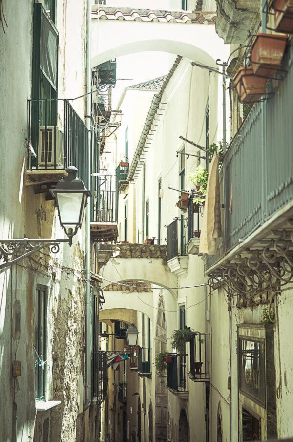 Салерно: курортный югИталии