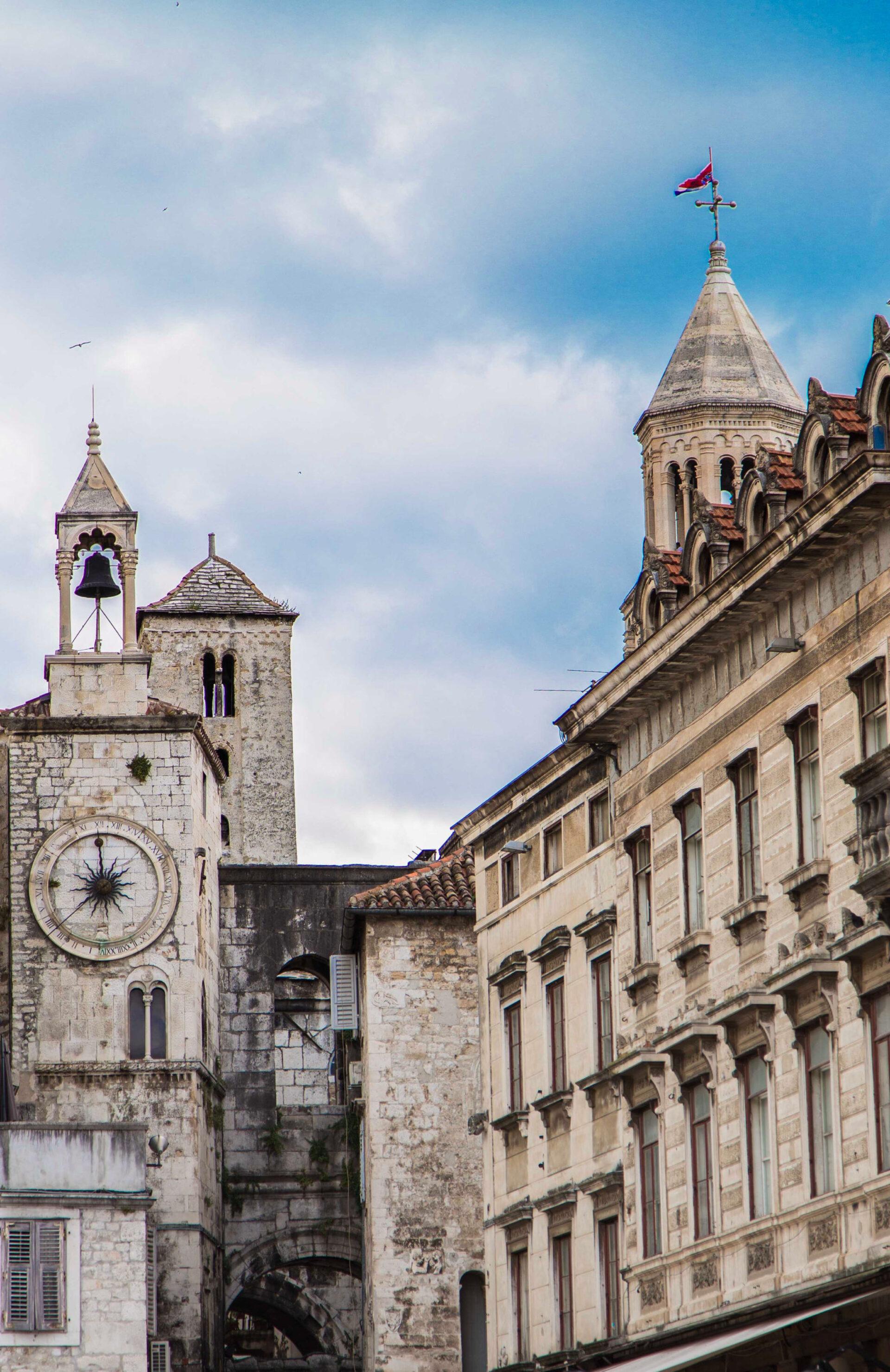 Про далматинцев, Хорватию иСплит