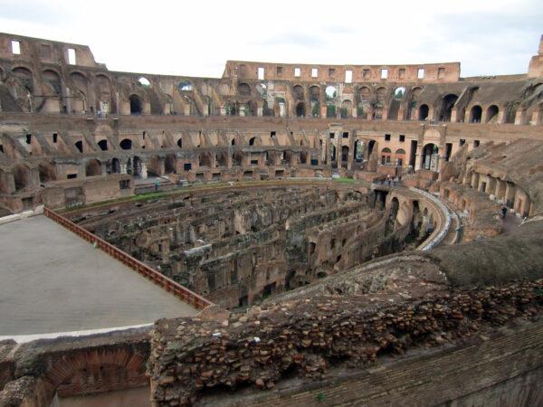 Рим— вечный город…
