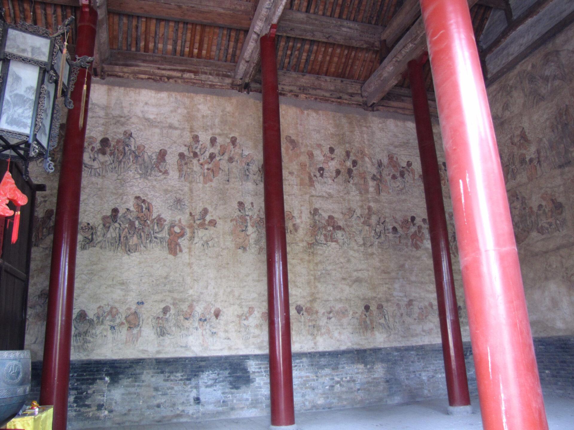 Китай. Часть 1. Монастырь Шаолинь