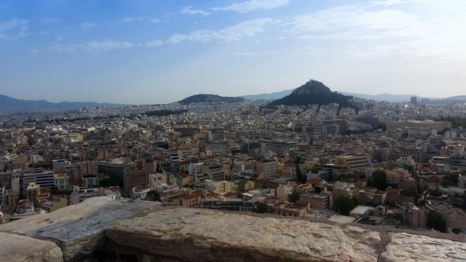 Акрополь исмена почетного караула Эвзонов
