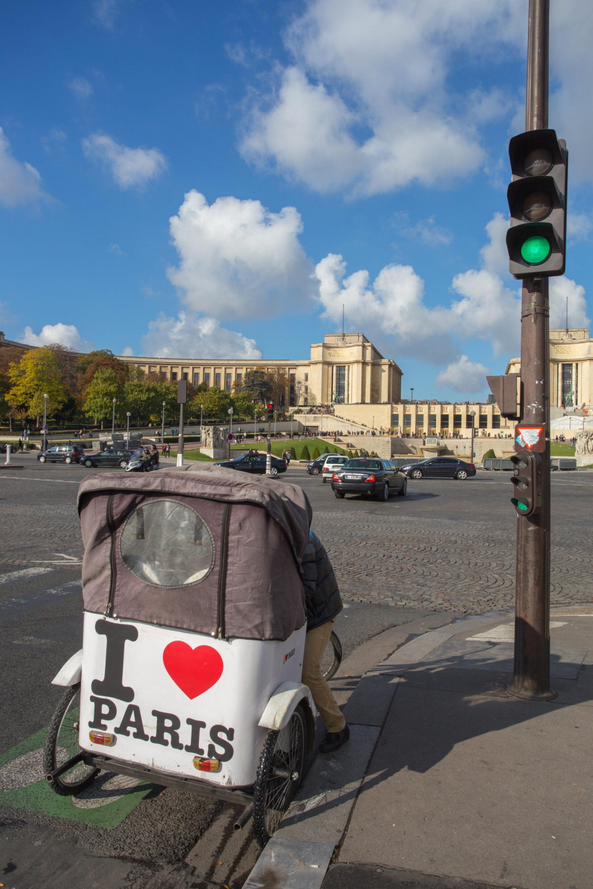 Париж иЛа-Манш