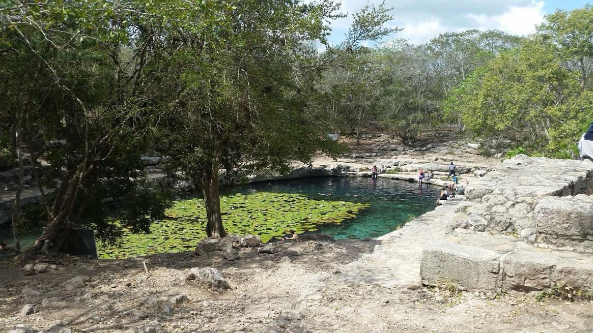 Сеноте - источник питьевой воды и основа цивилизации Майя