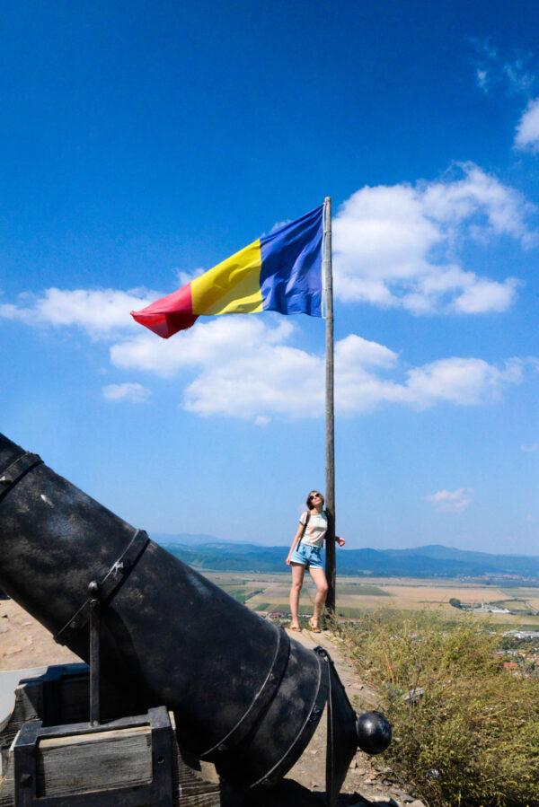 Румыния. Рышнов / Romania. Rasnov
