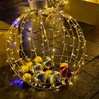 Новогодняя Москва сёлками иГиннессом