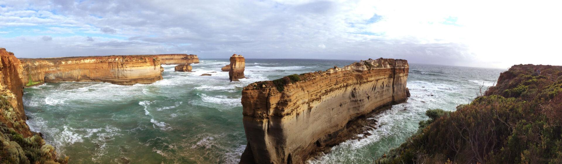 Great Ocean Road или как задуматься овечном