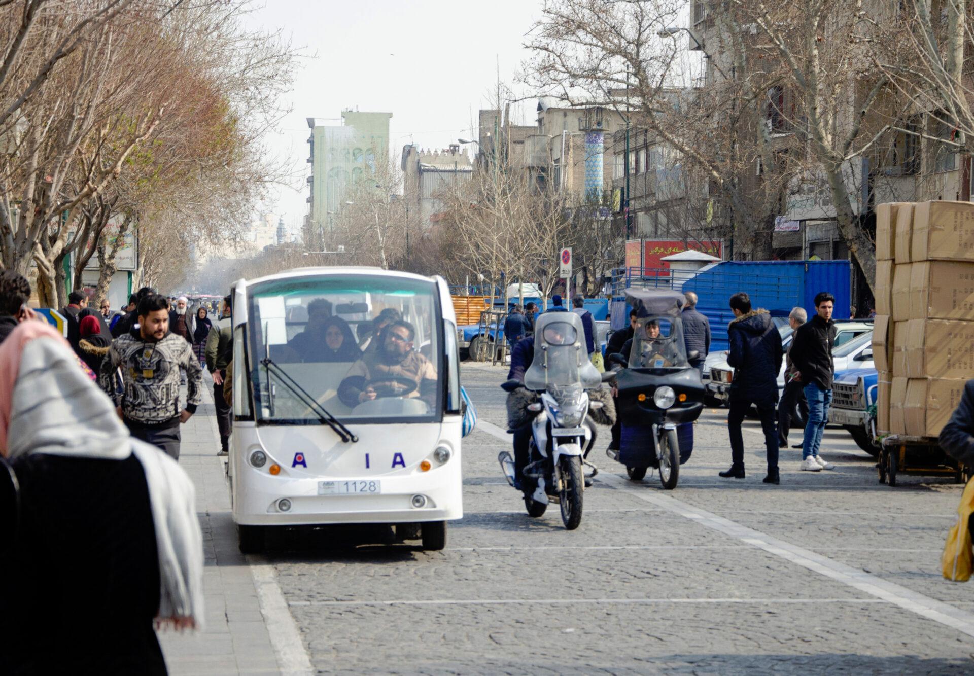 Тегеран 2019