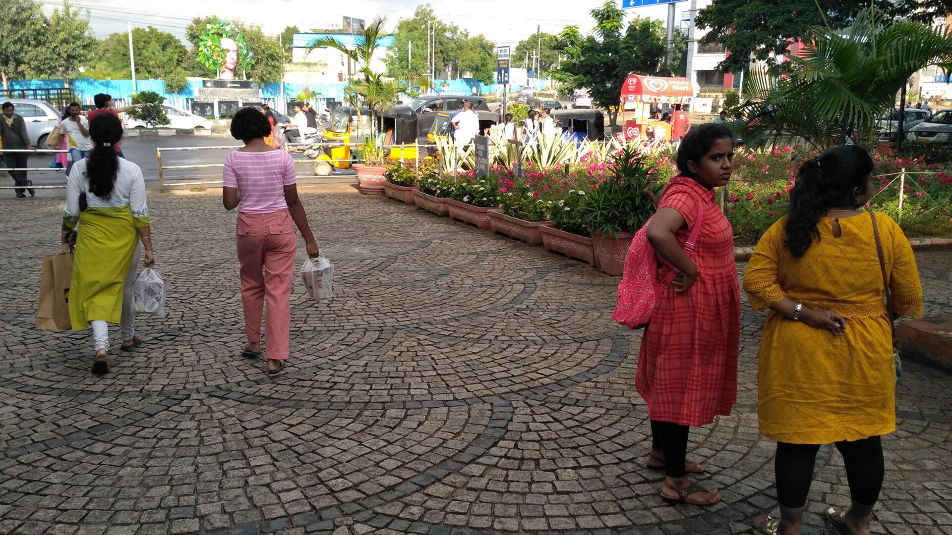 Городская Индия 2019