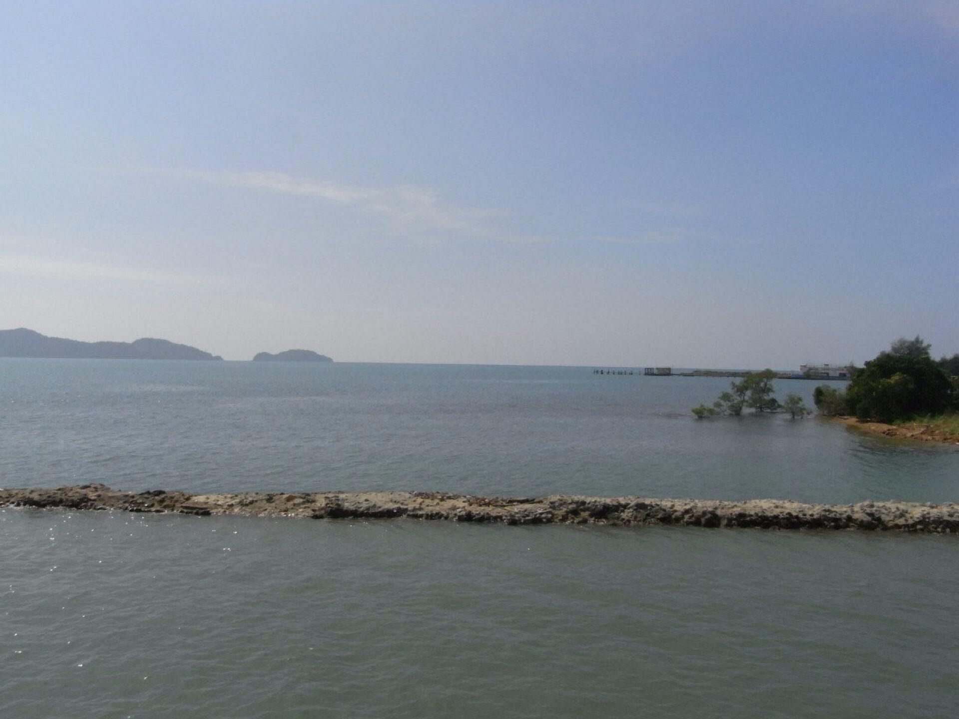 Выезд наостров КоЧанг.