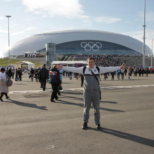 Как мы побывали на Олимпиаде в Сочи