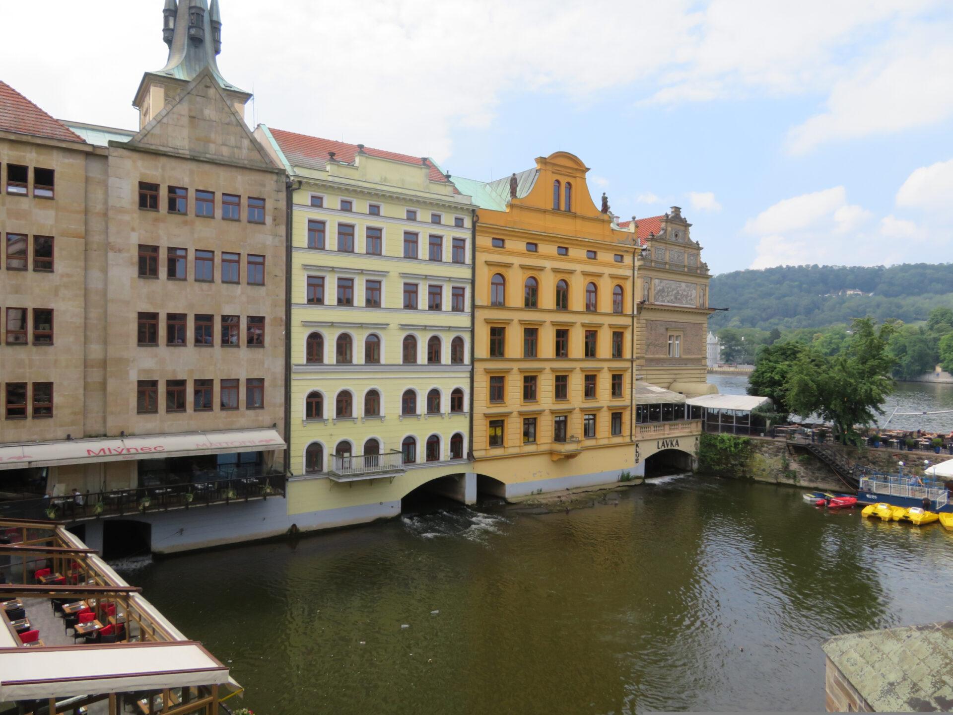 Прага. Последствия апокалипсиса