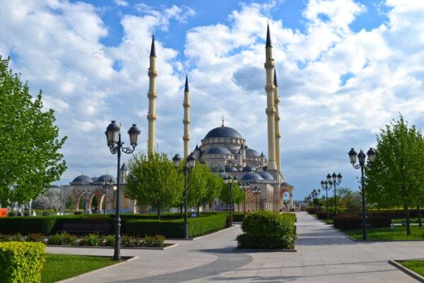 Всамое сердце Чечни