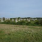 Франция. Карнакские камни