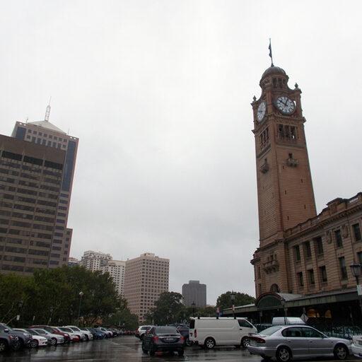 Дождливый Сидней