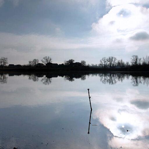 Фотозарисовки с озера «Денежное»