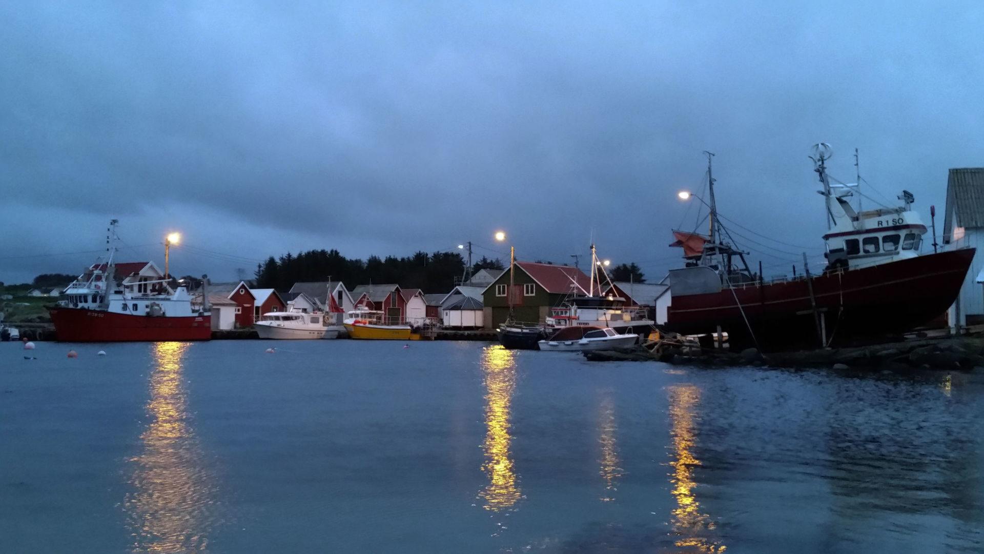 Евротур 2. Часть 5. Норвегия. Прекестулен.