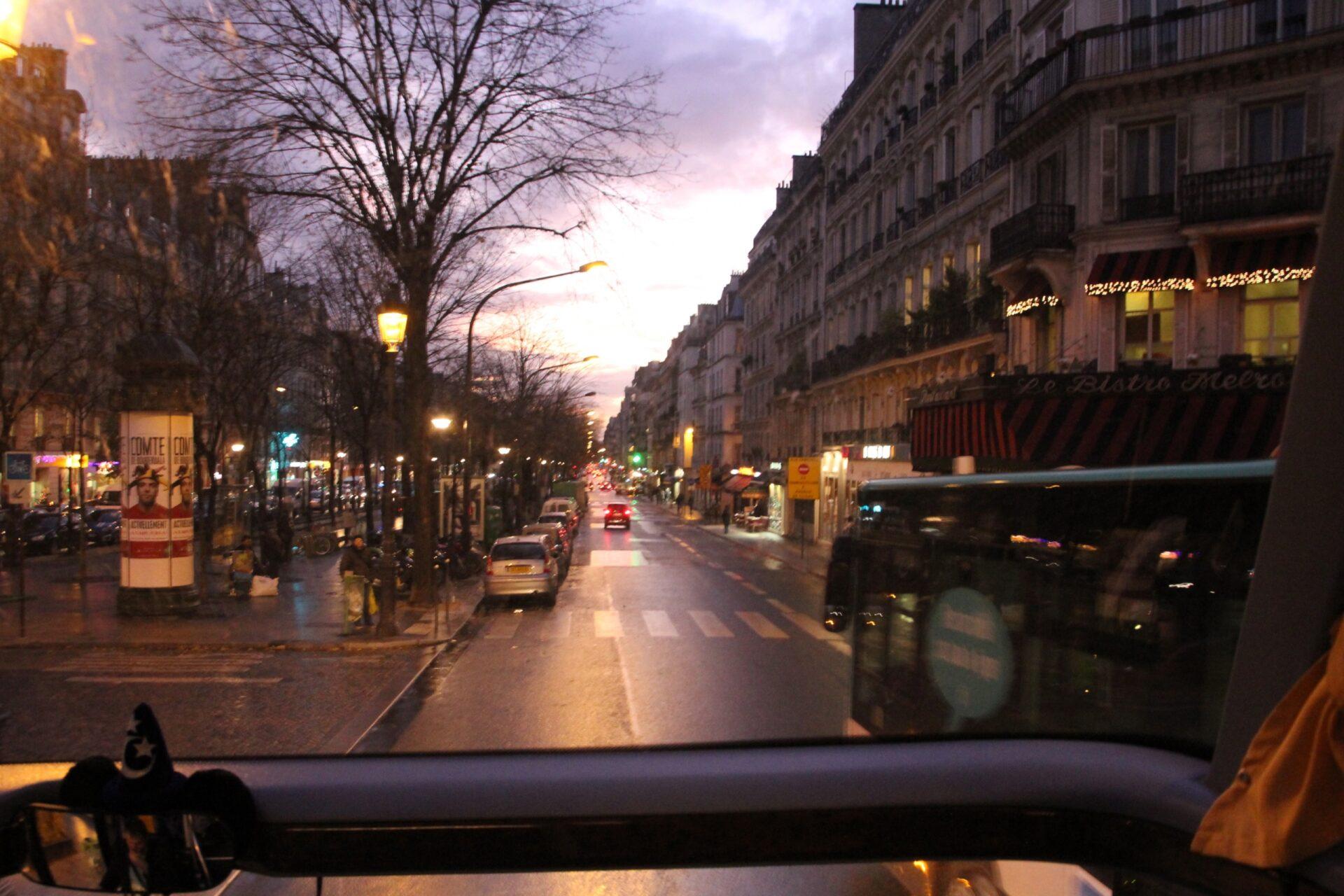 Предновогодняя Франция. День первый
