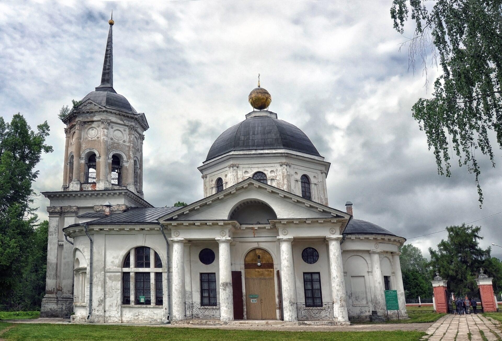 Дорогами Подмосковья: Ярополец, Волоколамкс, Руза…