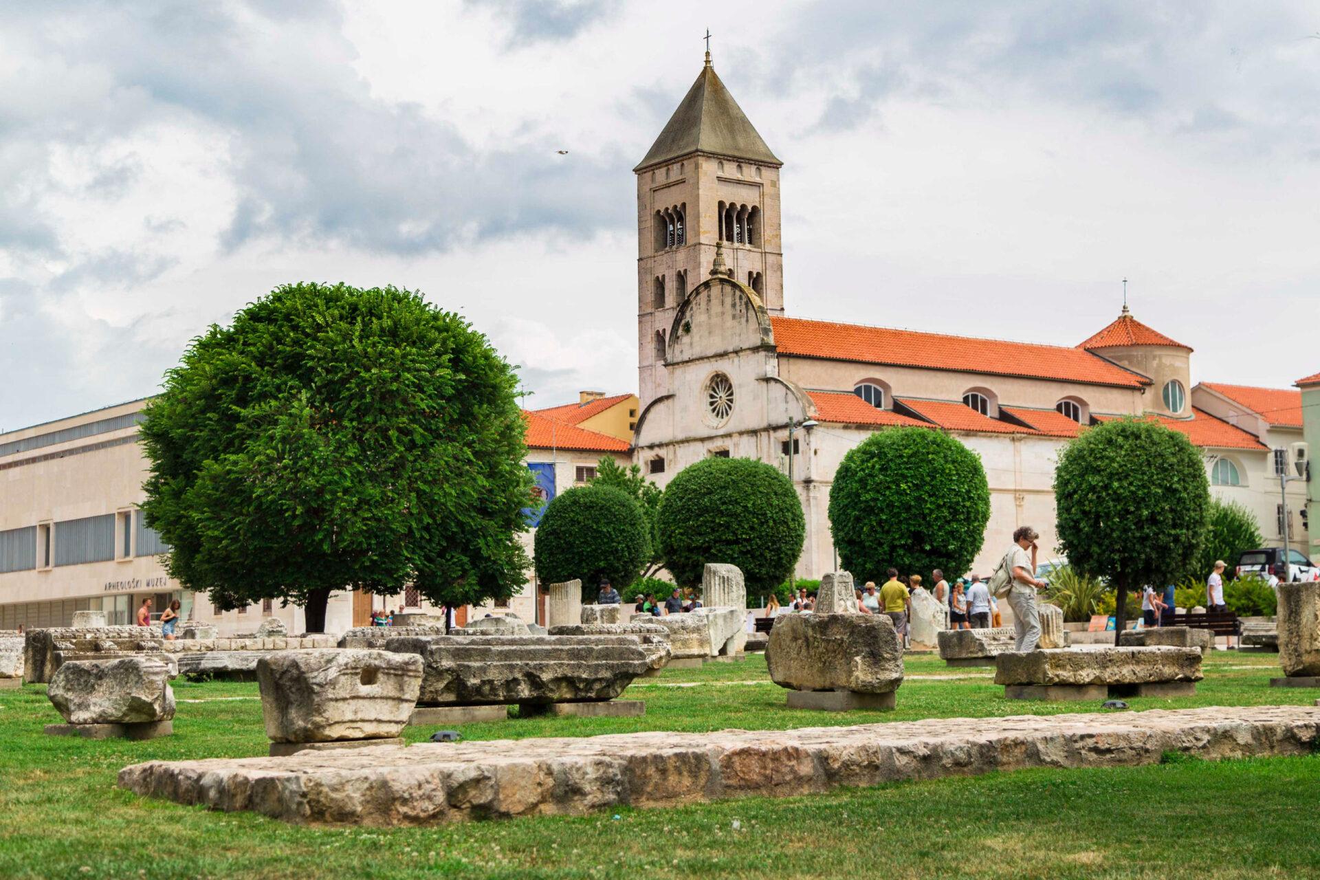 Задар— старейшина Хорватии