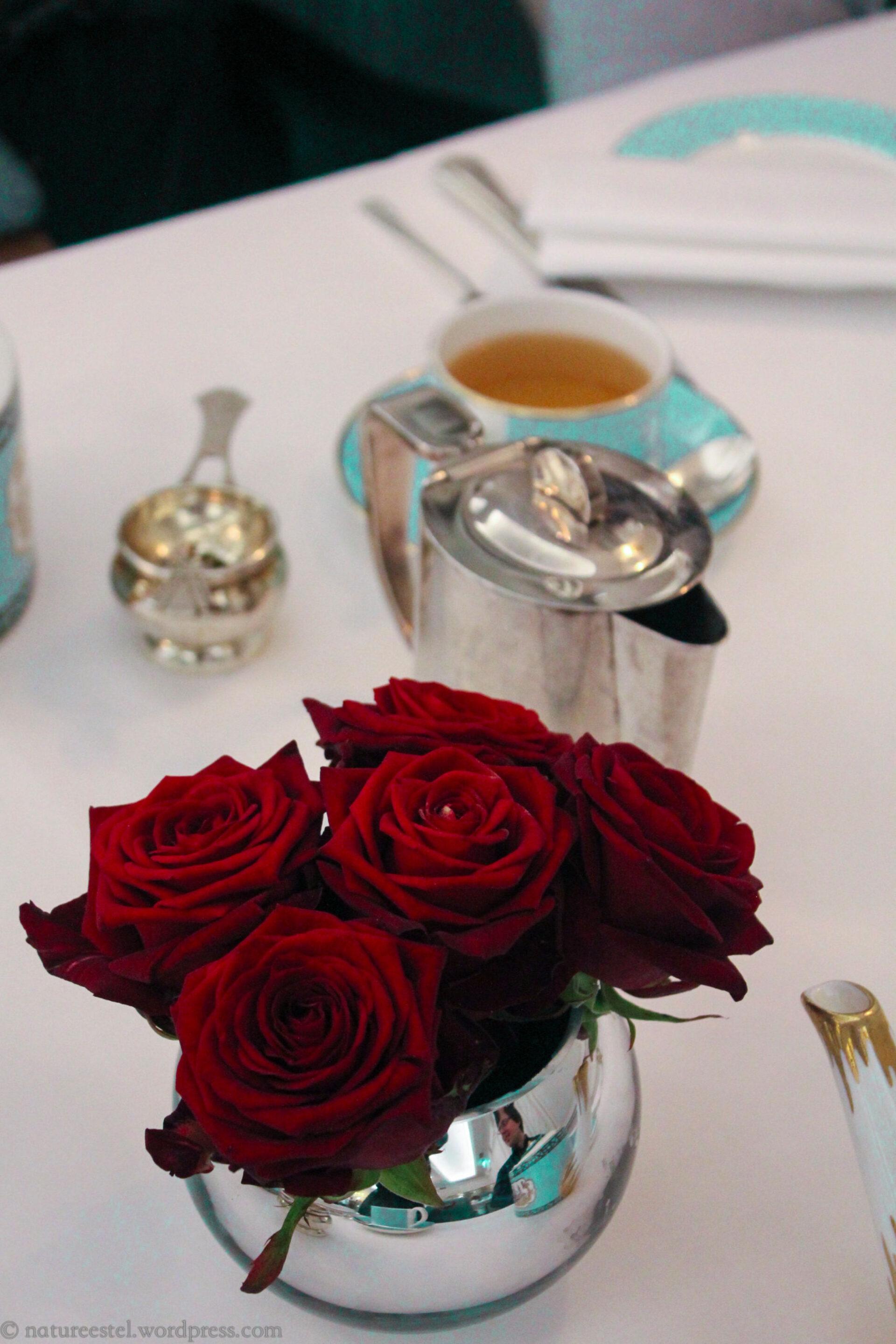 Про британское чаепитие иafternoon tea