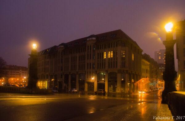 Rainy Berlin