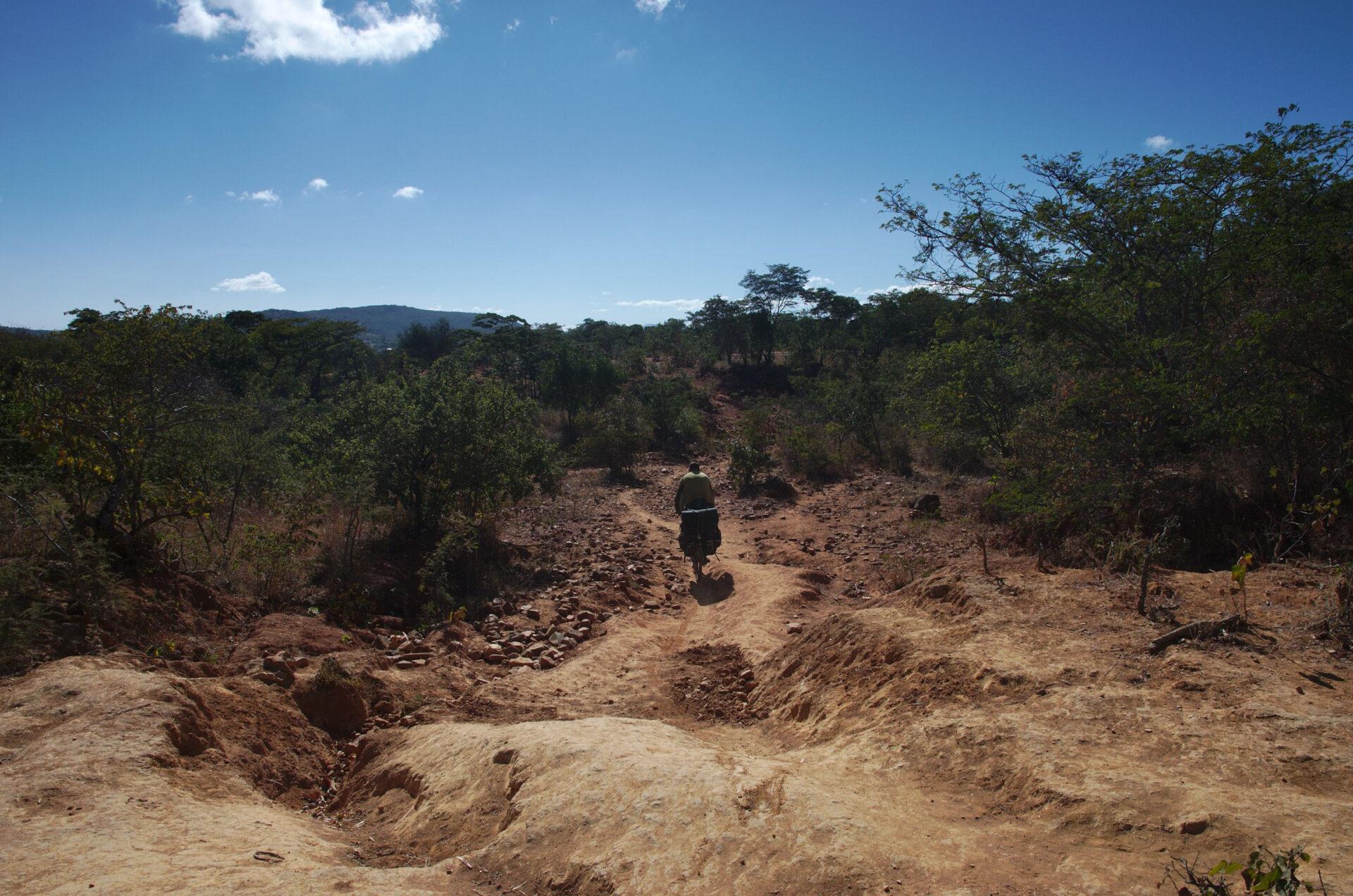 ВелоТанзания-2016. Часть третья. Дорогой вгоры