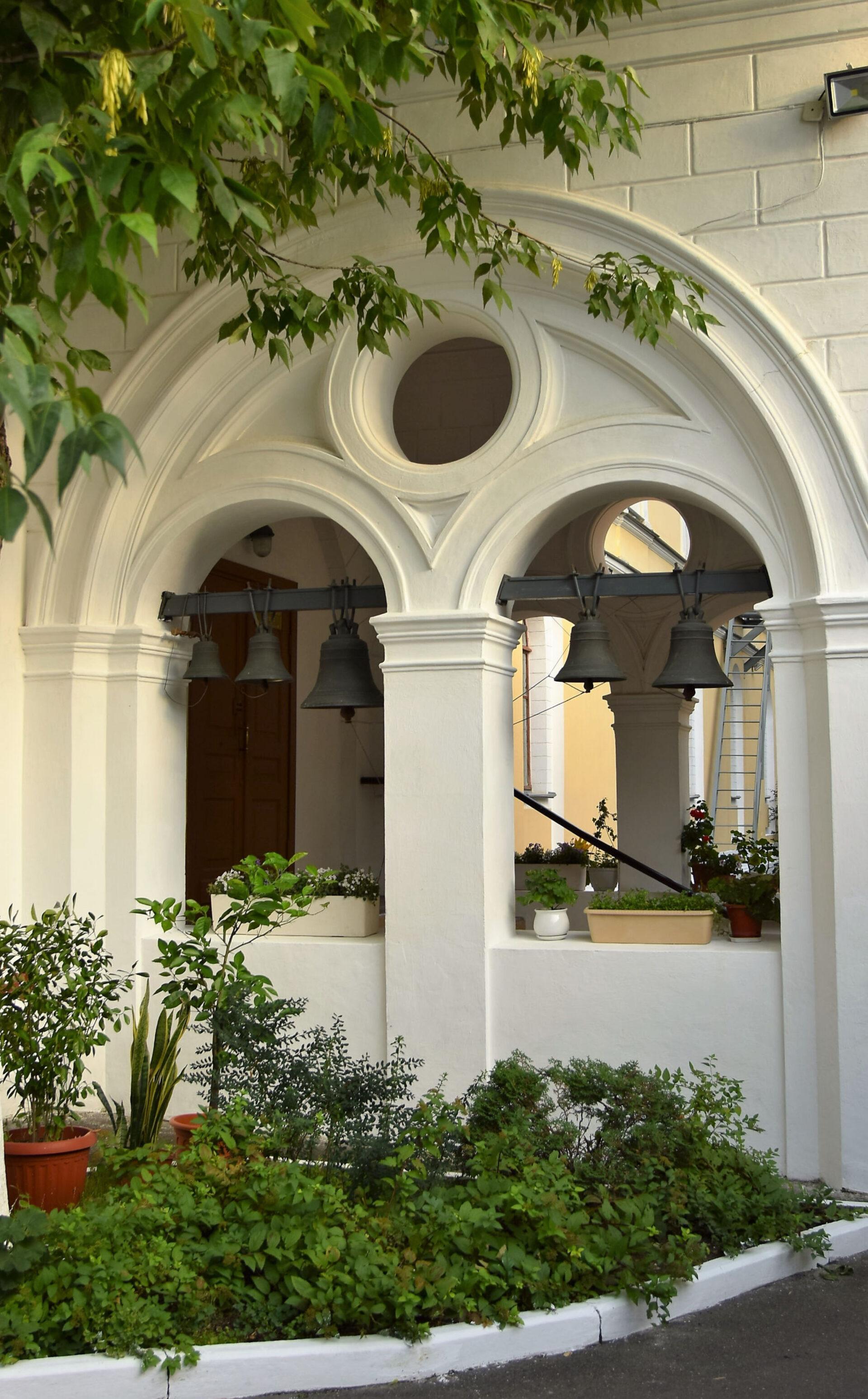 Три церкви наКитай-городе