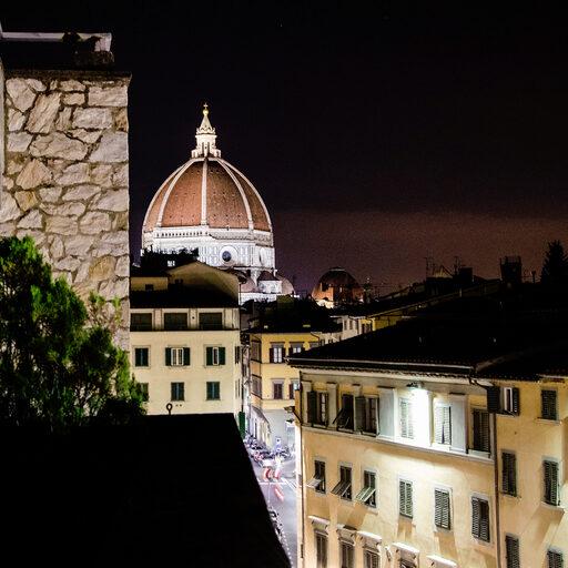 Ночная Флоренция…