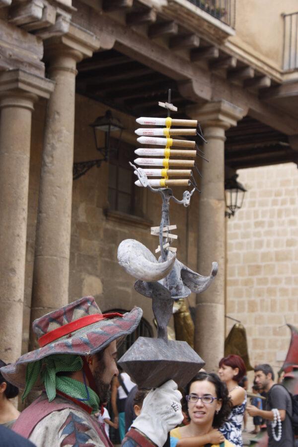 Праздниксв. Теклы вТаррагоне, Каталония