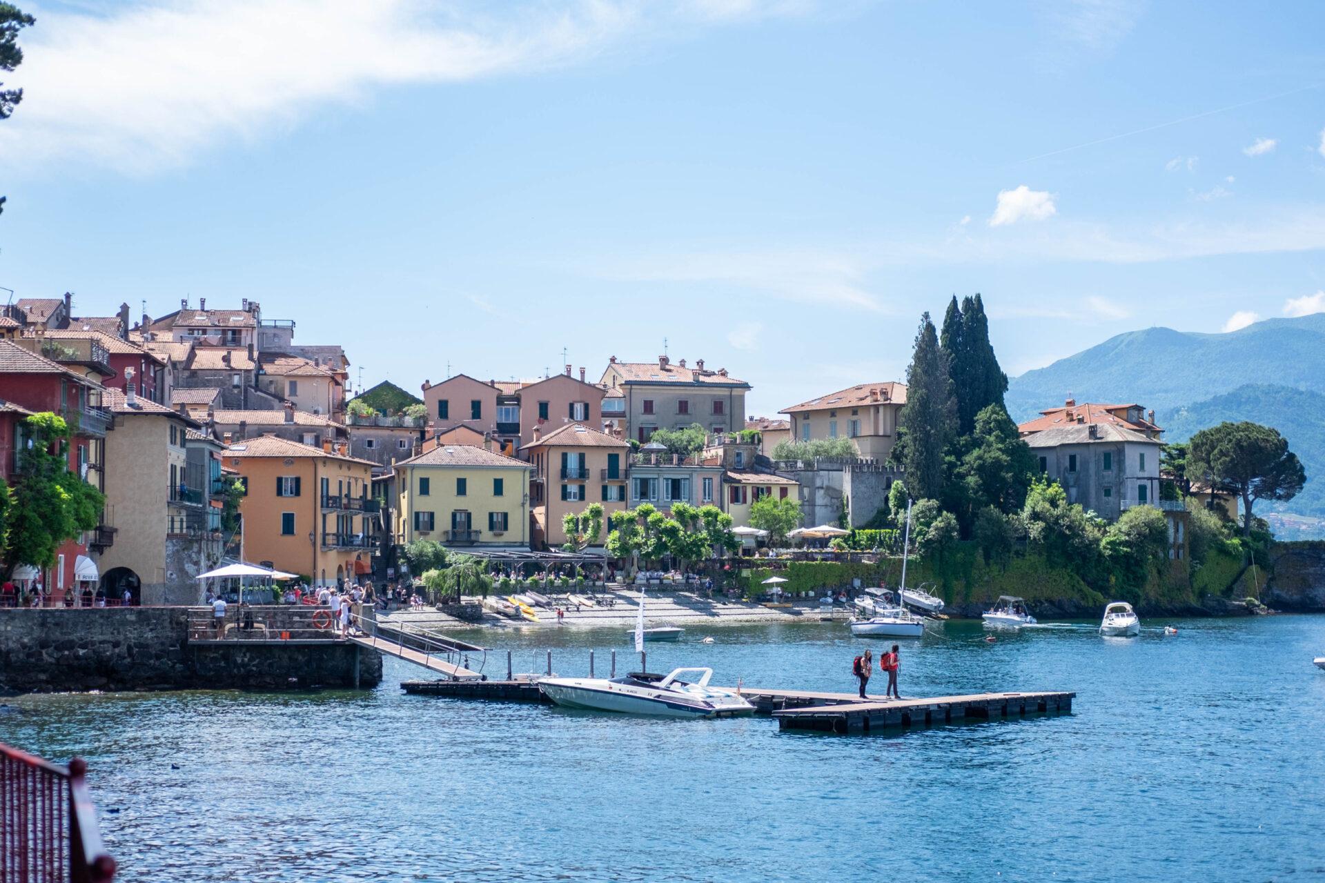 Варенна иБеллано, Озеро Комо, италия