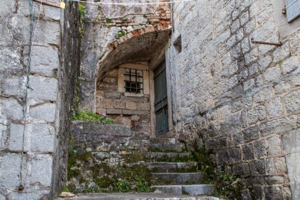 Котор икрепость Сан Джованни