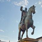 Городская скульптура Флоренции.