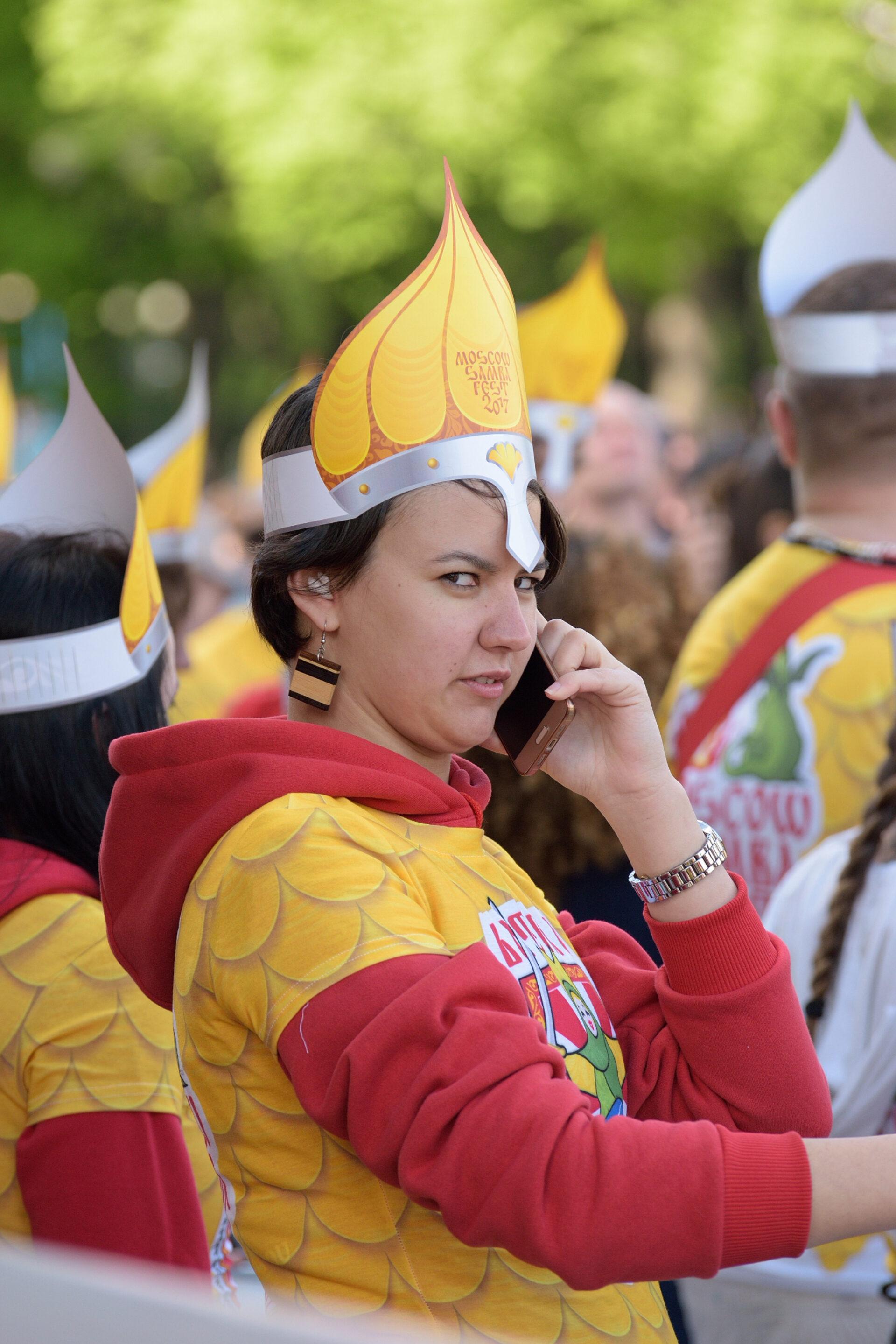 Фестиваль самбы вИзмайлово.