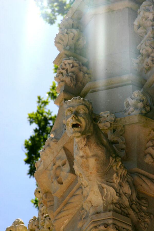 Прогулки поСинтре. 3. Кинта даРегалейра (Quinta daRegaleira)