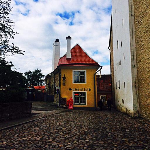 По улицам Таллина