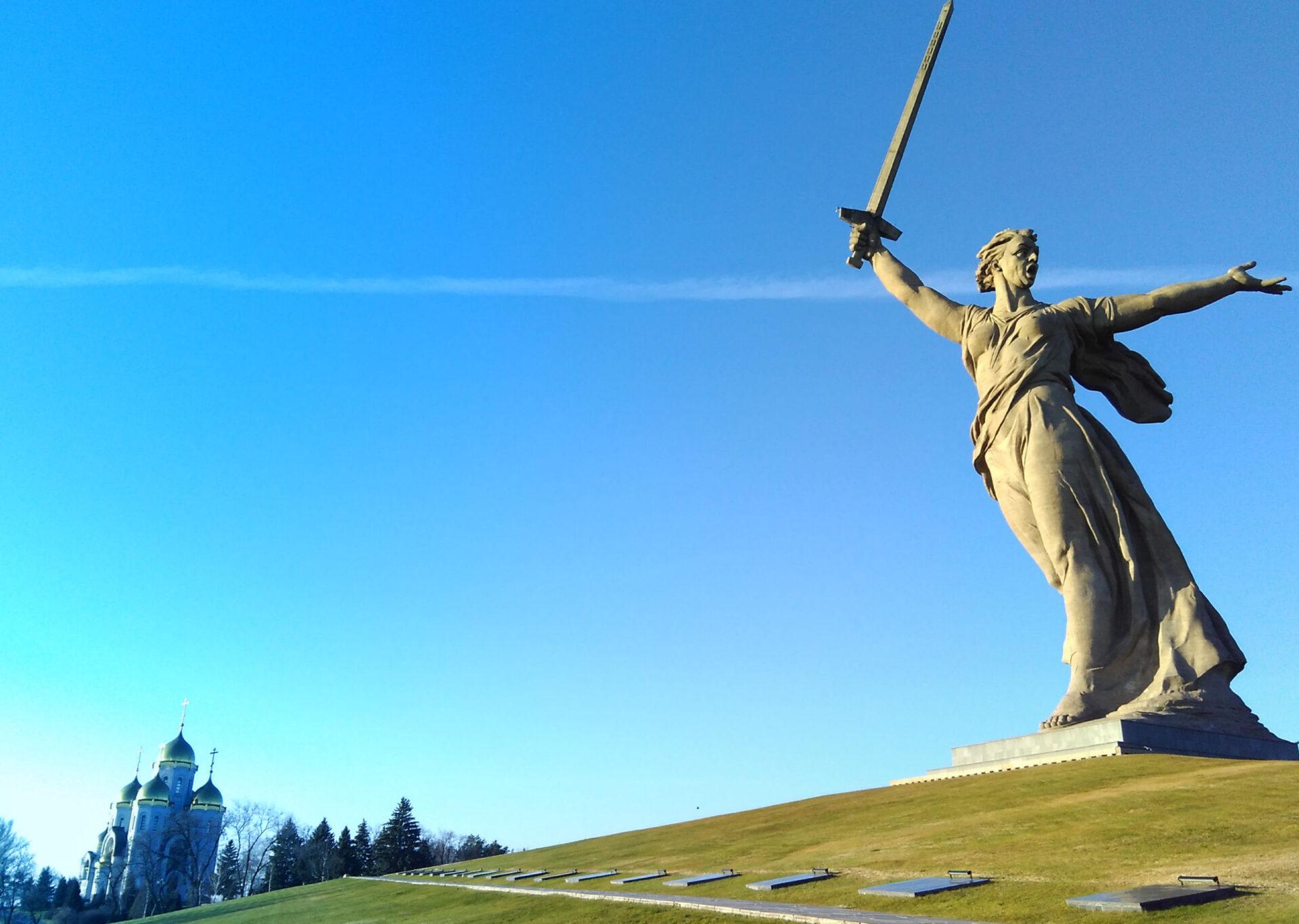 Кавказтур. Часть 1. Волгоград-Элиста