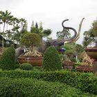 Паттайя, парк Нонг Нуч имашинки принца