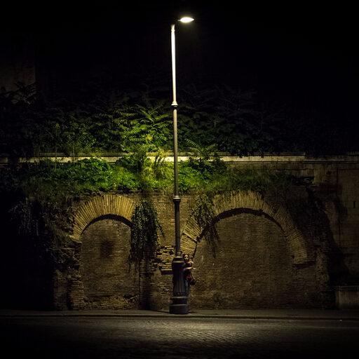 Стремно ли в Риме по ночам?