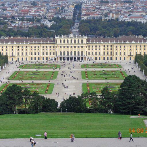 Часть 2: Шёнбрунн — Летняя резиденция Габсбургов