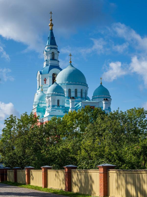 Карелия. Остров Валаам. Сентябрь 2019. Часть 2