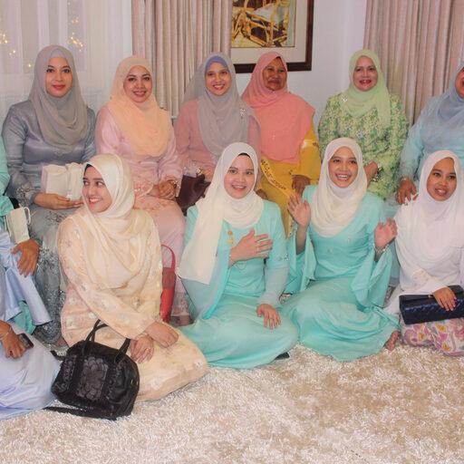 Свадьба по-малазийски — Как это было?