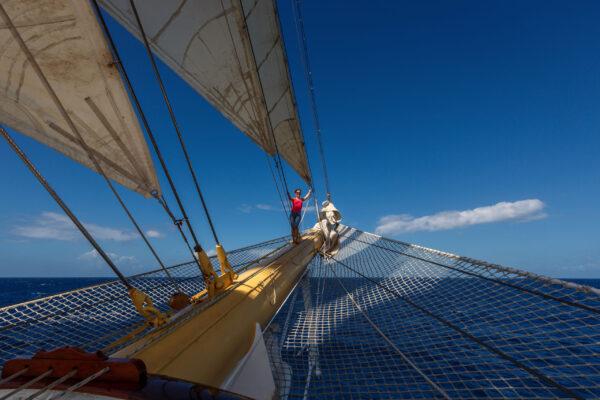 Парусник Роял Клипер «Royal Clipper». Отзыв ифотоотчет окруизе поКарибам.