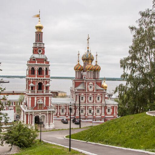 Нижний Новгород, обаяние купеческой столицы. Городской калейдоскоп.